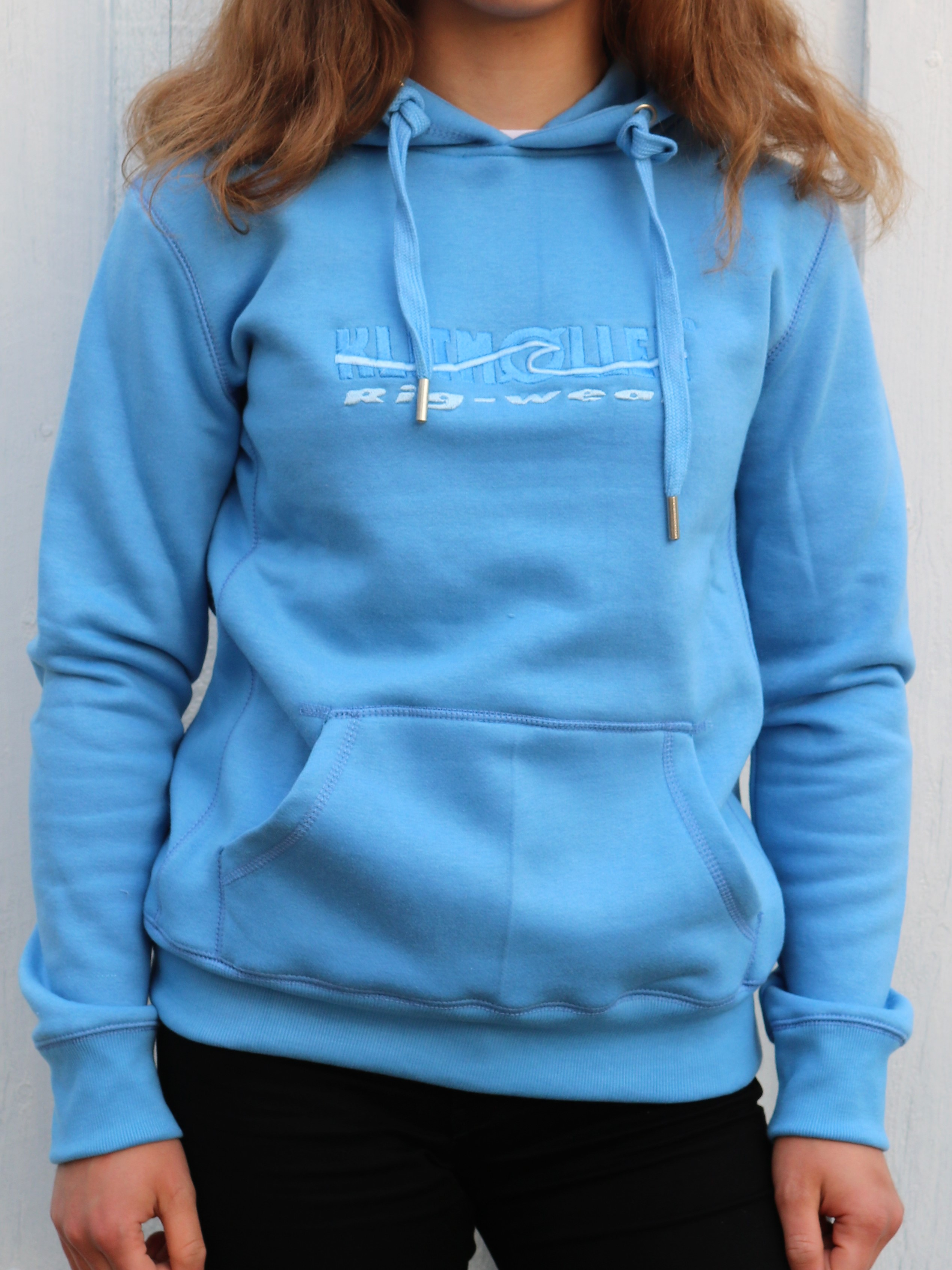 1d1e1f1d1cf Klitmøller Woman Hoodie with embroidery