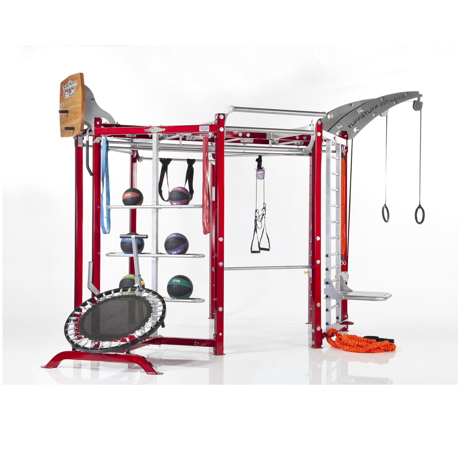 CT-8100E - CT-8 Elite Fitness Trainer