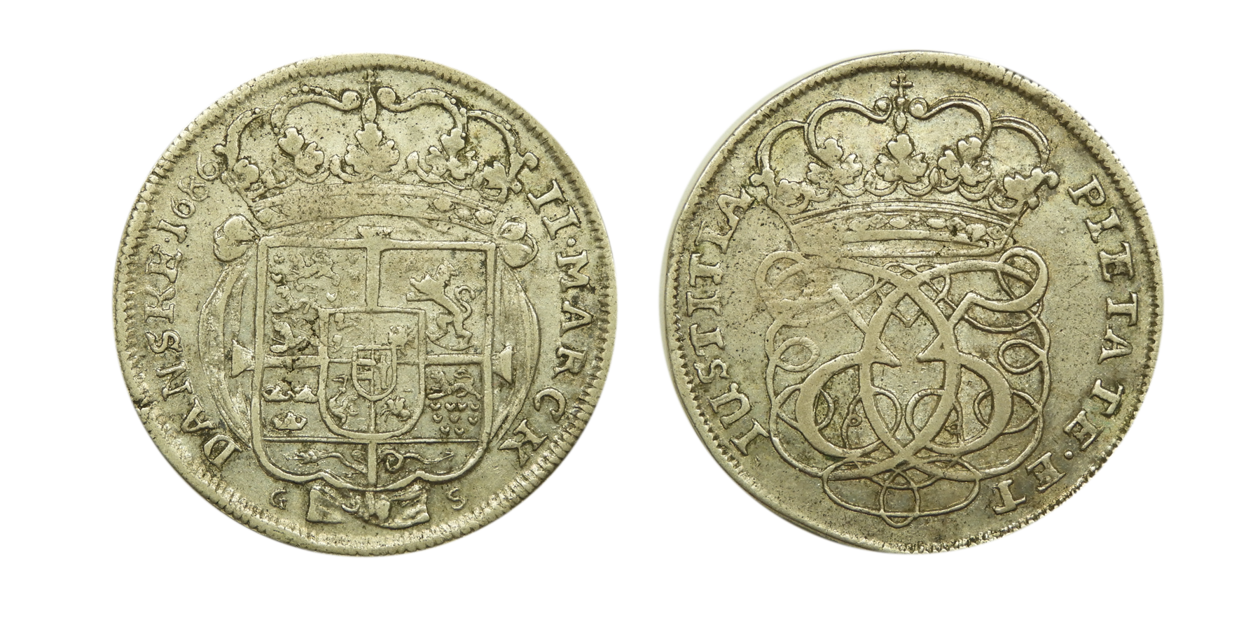 2 March 1686 - kval. 1+ kr. 3500