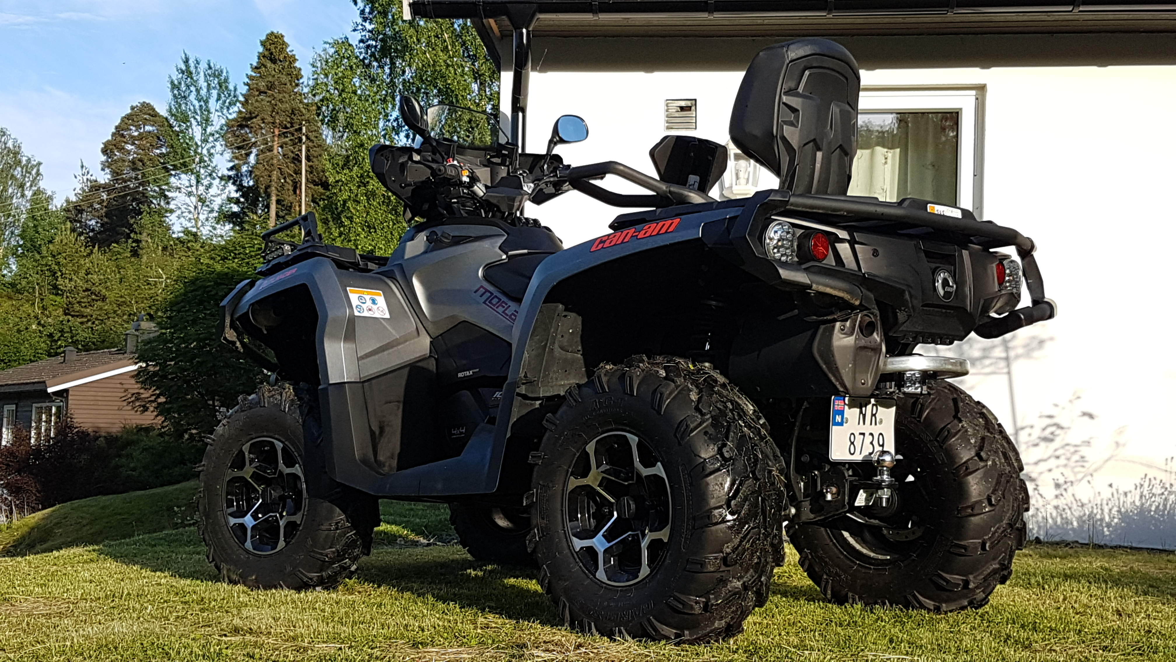Can Am Outlander 1000 Pro Max
