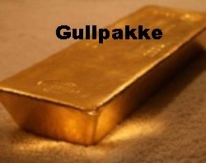 Gullpakke