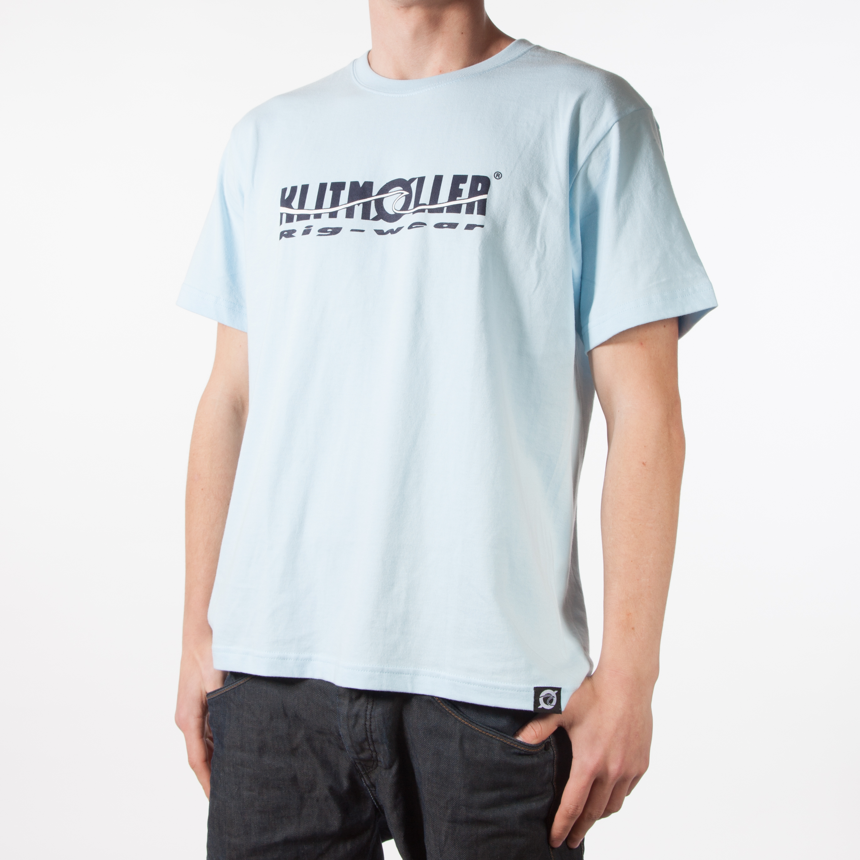 Klitmøller Rig Wear, T-shirt - Original Trademark.