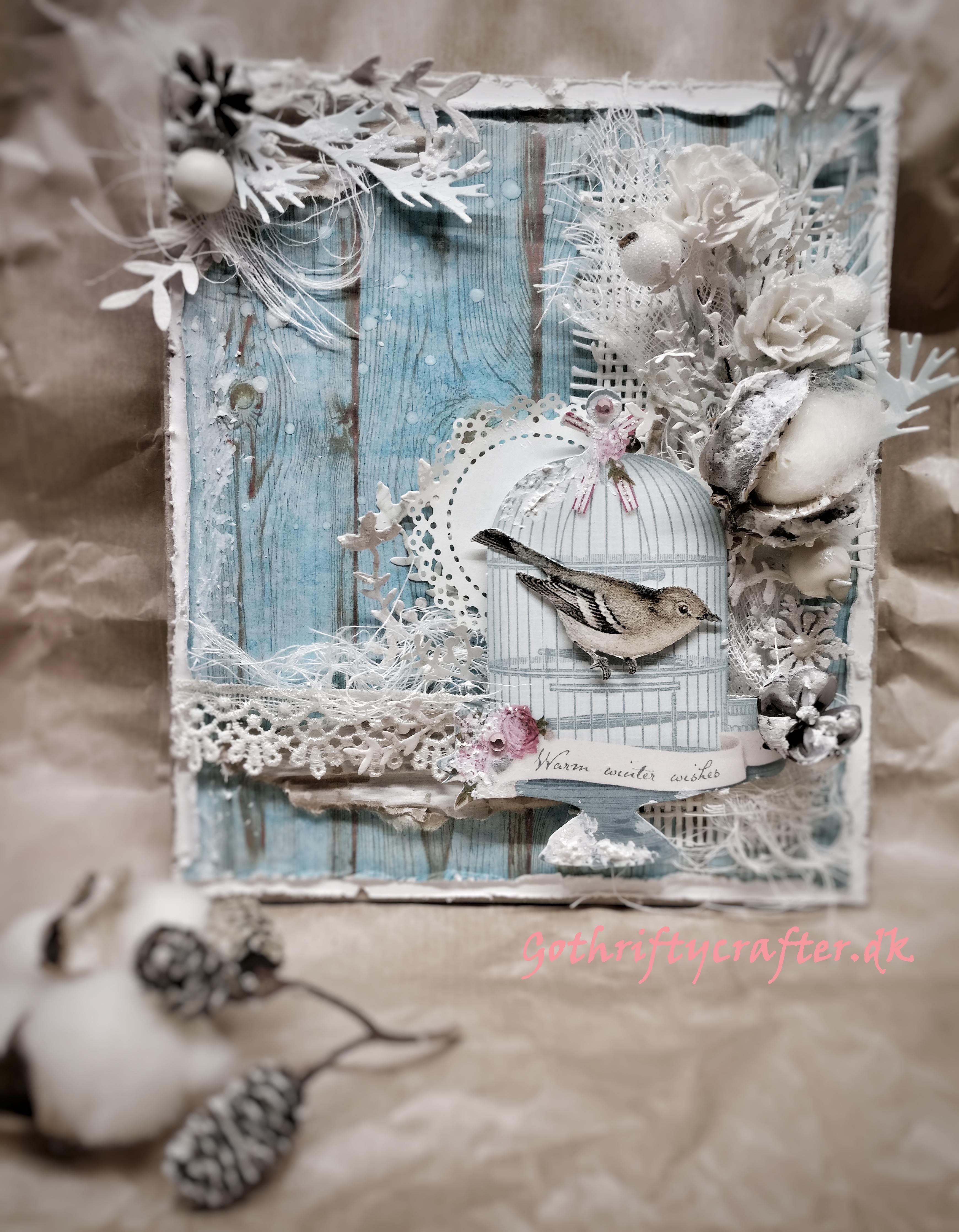 winterbirdscrapbookcardmixedmediajpg