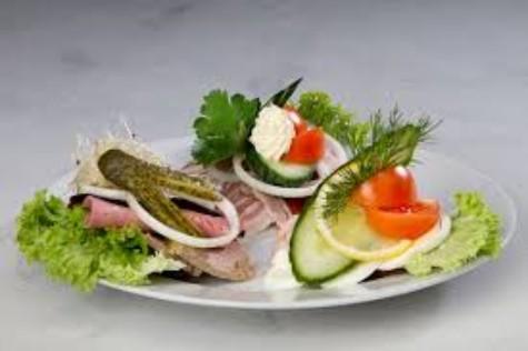 hønsehuset ordrup menu