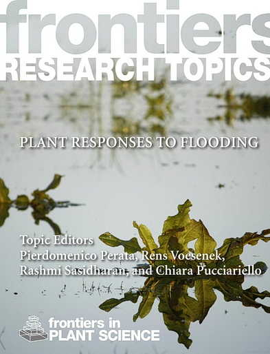 Frontiers in Plant Science cover photo by Ole Pedersen