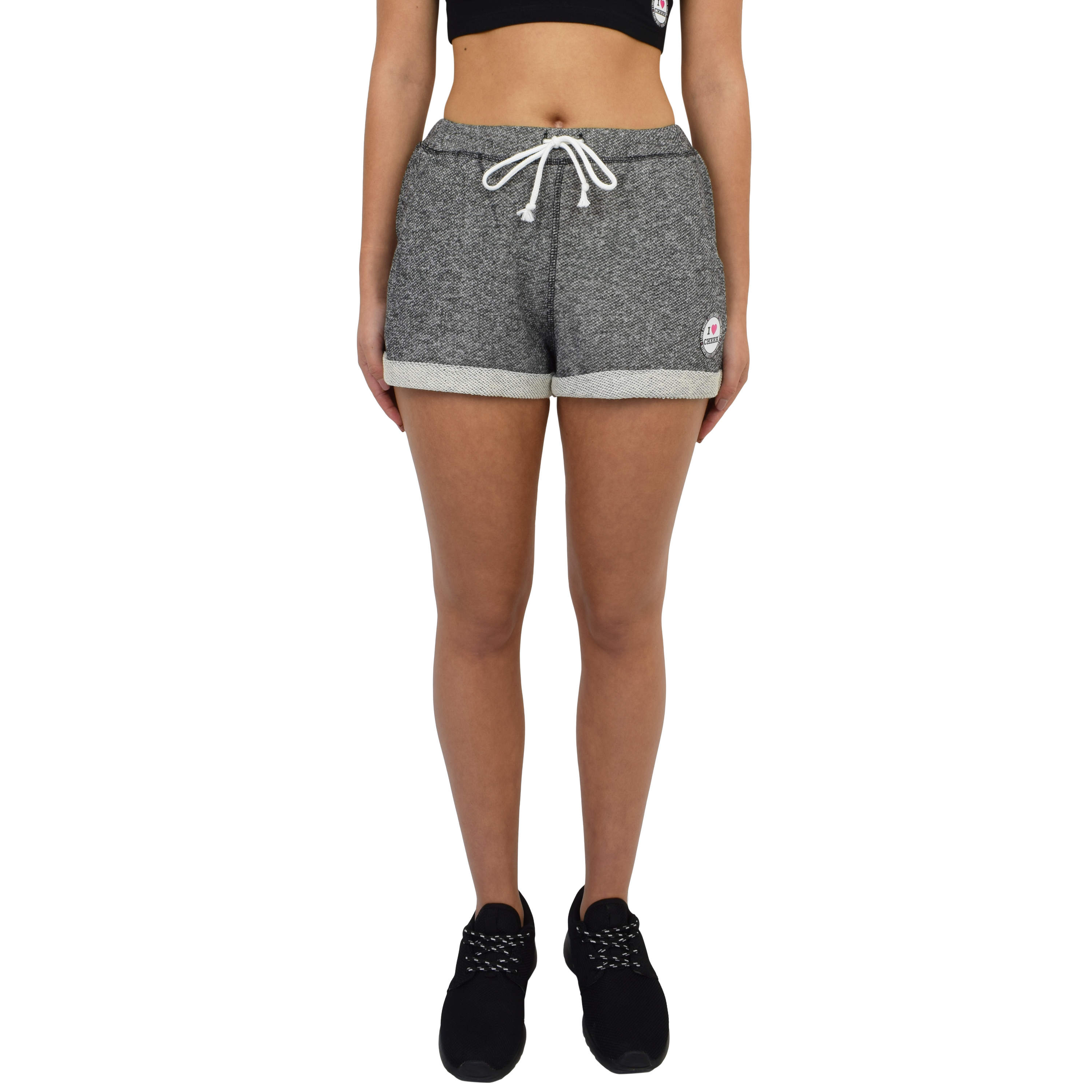 I Love Cheer® Turn Up shorts - Limited Edition (FØRPRIS 129,00)