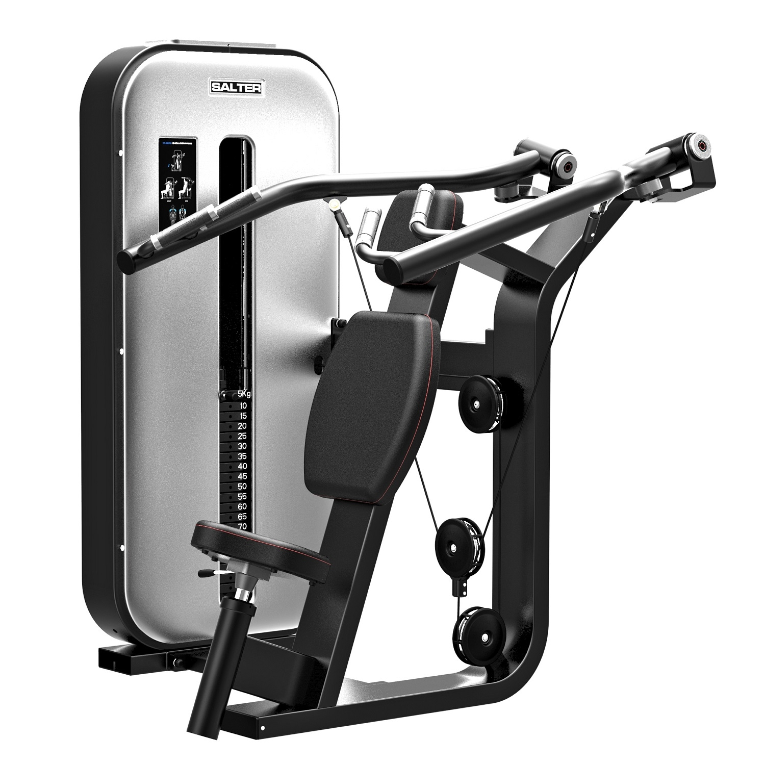 M-2076 Shoulder press