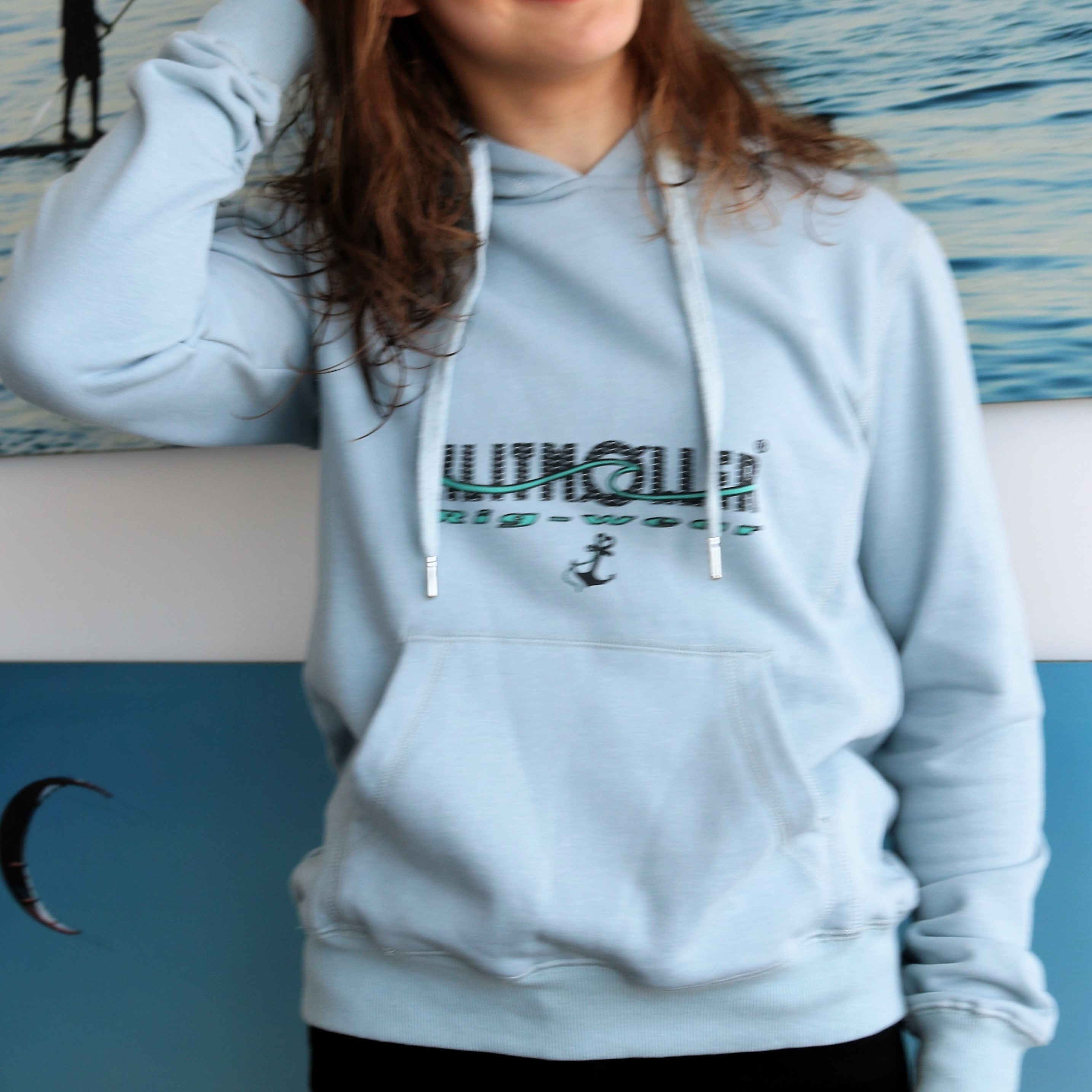 Klitmøller Rig Wear Eco Cotton Hoodie (Woman)