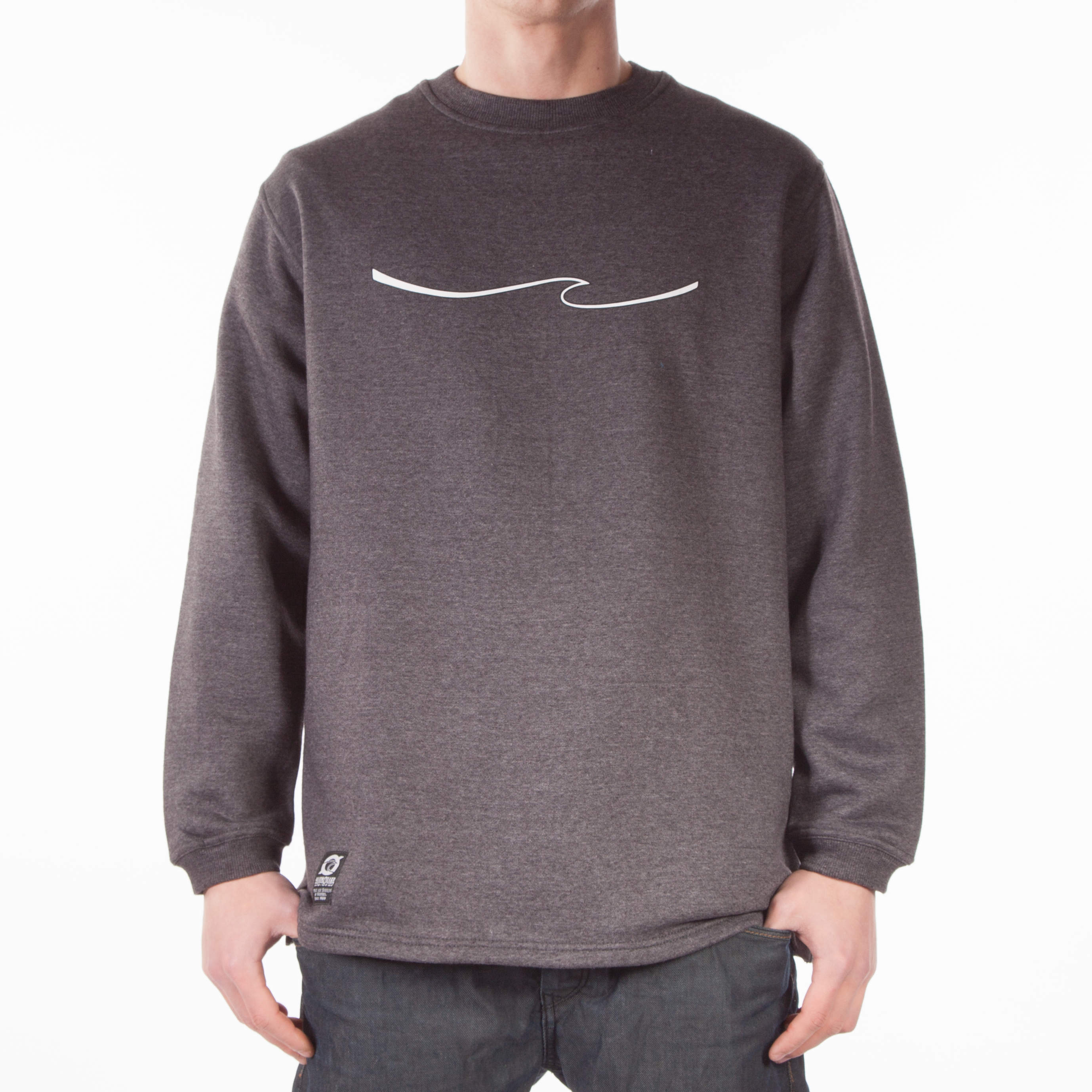 SALE: Sweatshirt Ørhage Light grey, Dark grey and Navy.