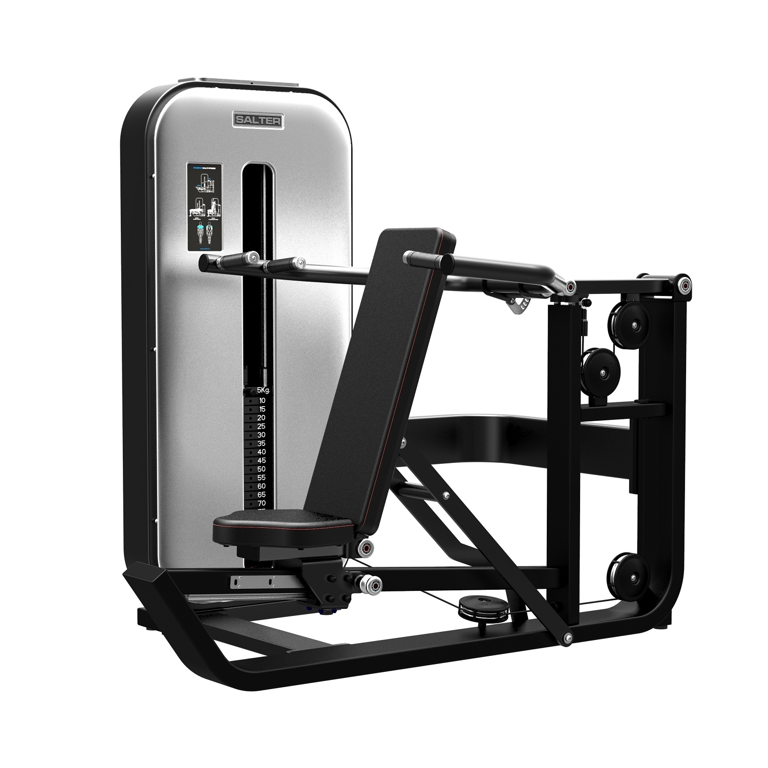 M-2043 Chest press / Shoulder press