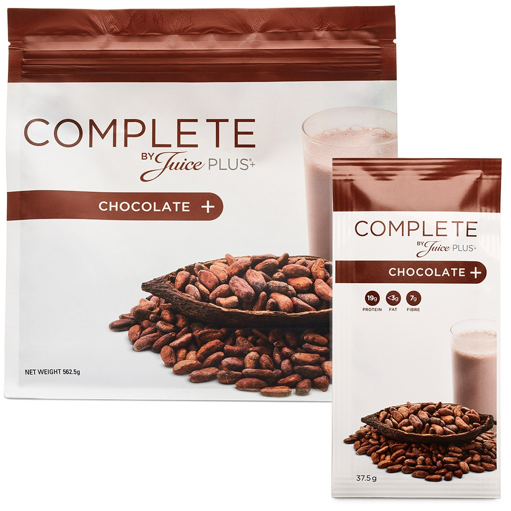 Juice Plus Complete Chocolate Shake Combi Box