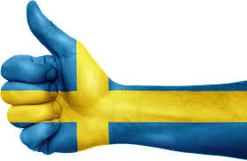 Flagga Sverigejpg