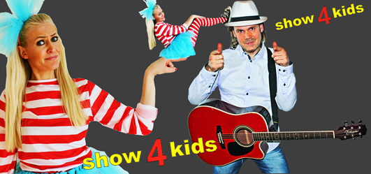 SHOW 4 KIDS presse hjemmesidejpg
