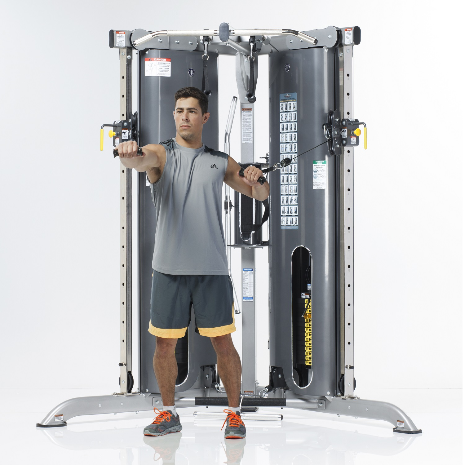 CXT-200 Corner Multi Functional Cross Trainer