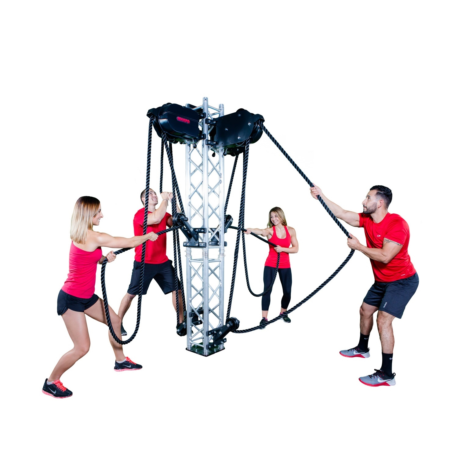 VWR  Tower Modular Rope Trainer