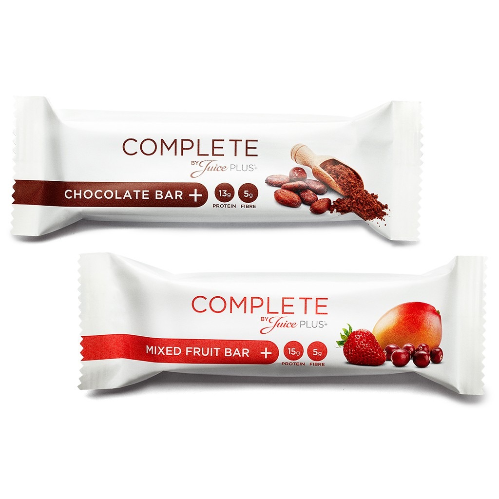 Juice Plus Complete Mix Bar Box 30/30