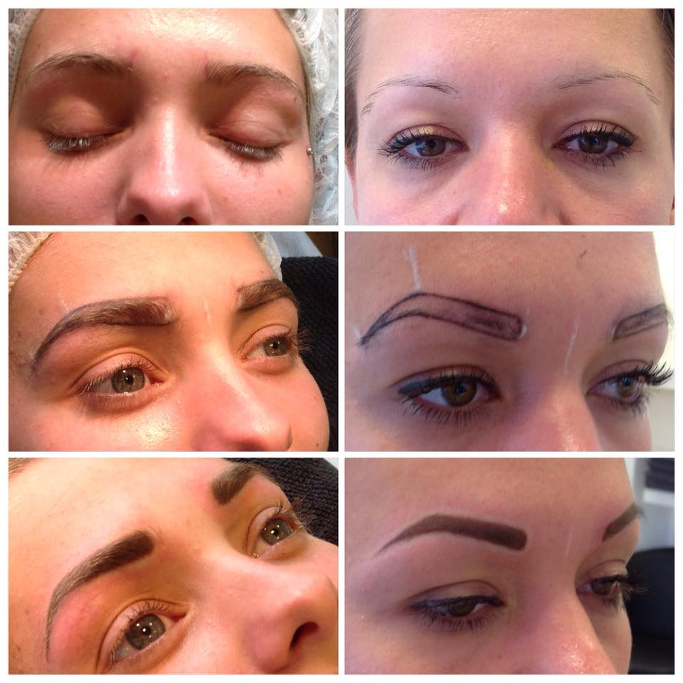 Powder Brows Modeller